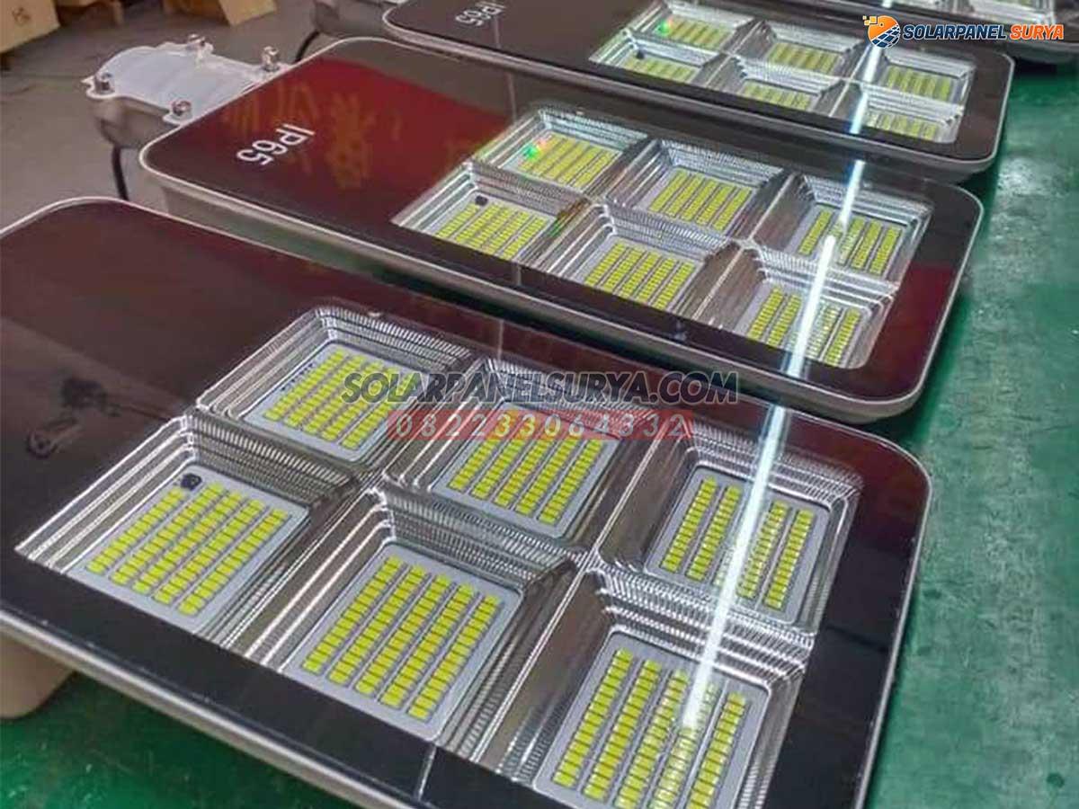 distributor Lampu PJU Solarcell 2in1 150 Watt