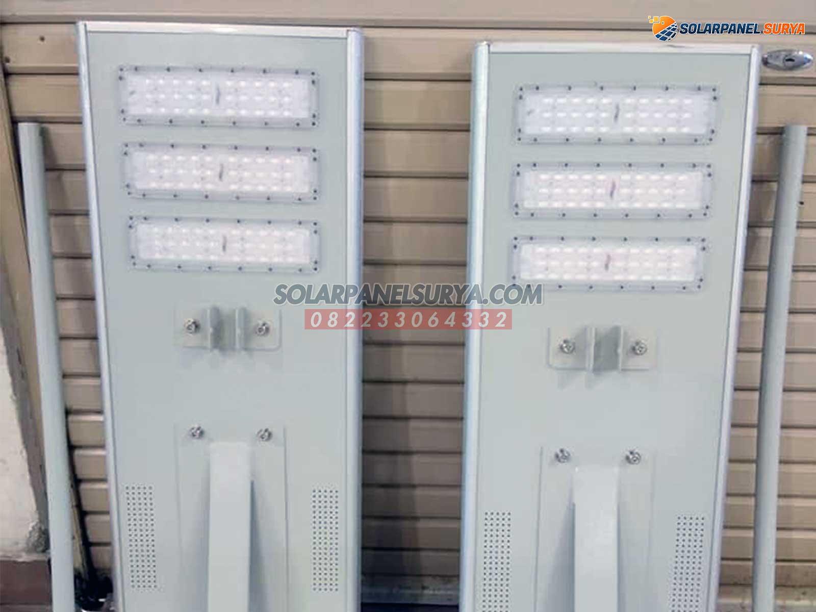 jual Lampu PJU Tenaga Surya All In One 60 Watt Philips