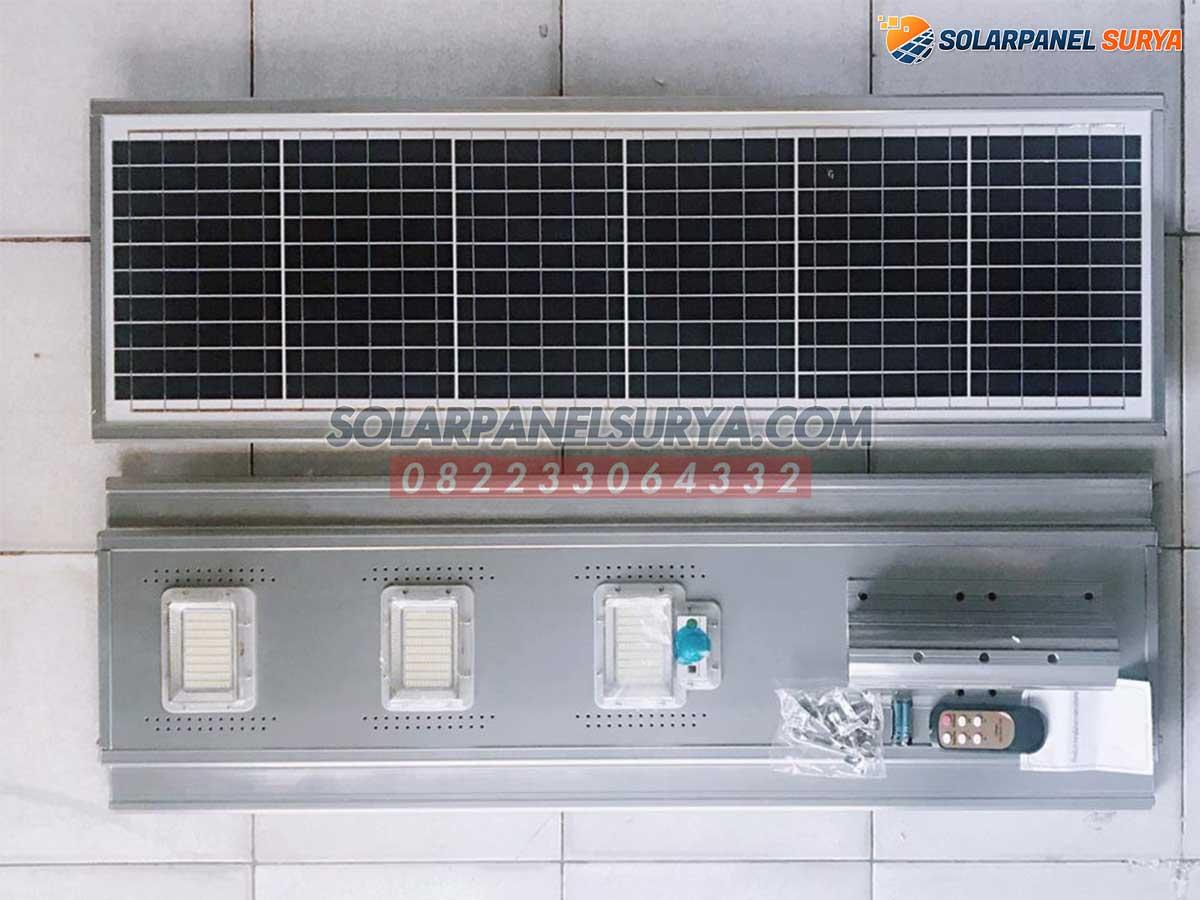 Lampu PJU Solarcell All In One 300 Watt myth