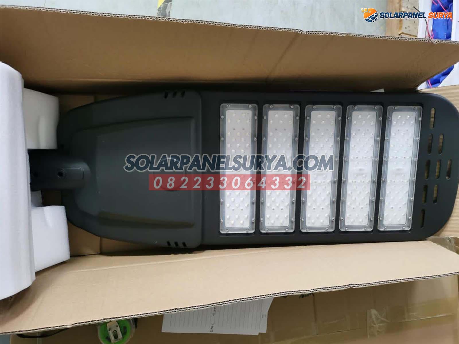 distributor Lampu PJU Tenaga Surya 2in1 80 Watt Night Sky