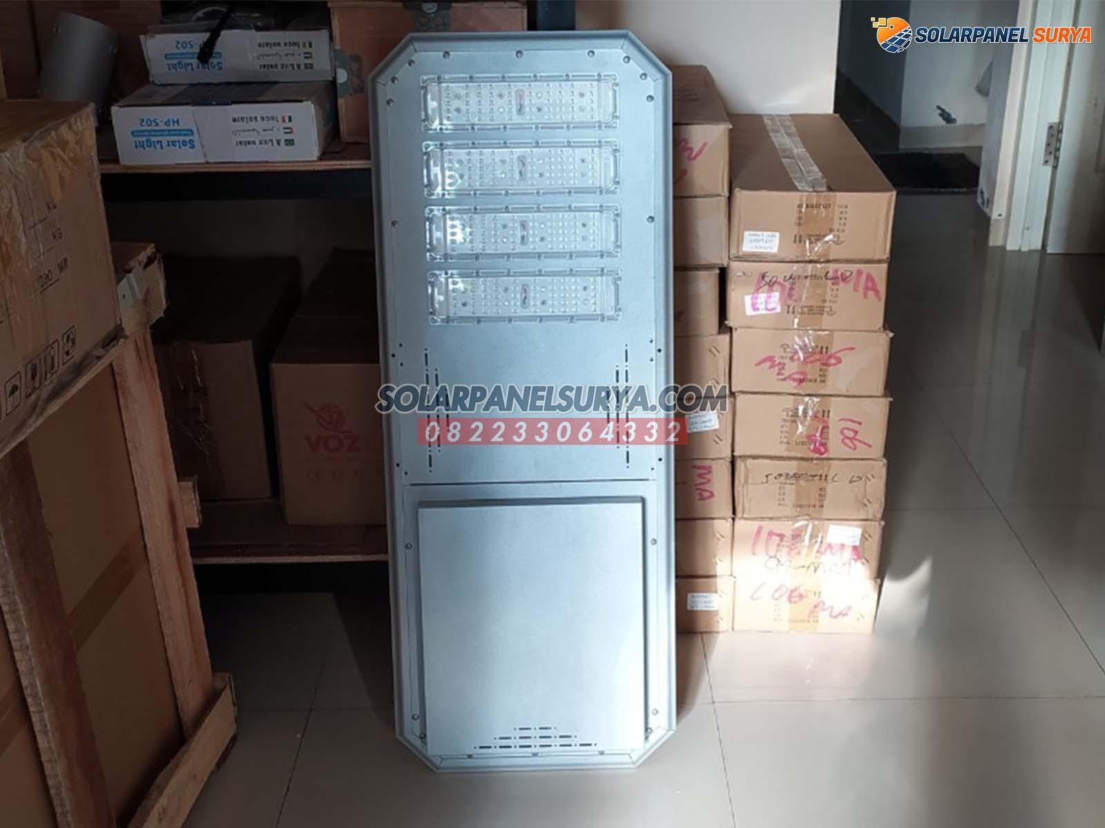 jual Lampu PJU Solarcell All In One 60 Watt Octagon